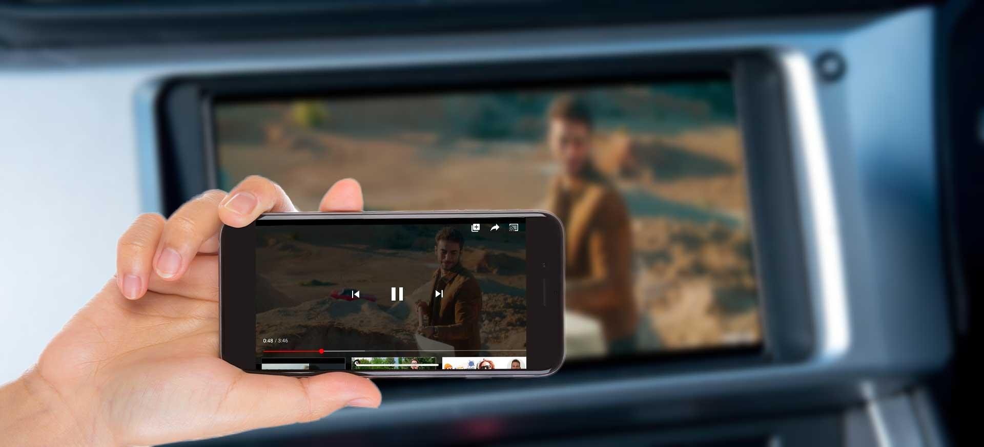 Cómo poner YouTube en CarPlay