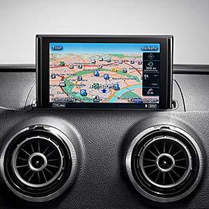 Audi A3 8V con sistema MMI 3G+