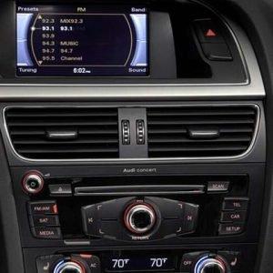 Audi A4 B8 Concert y pantalla
