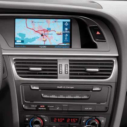 Audi A4 B8 MMI 2G y pantalla