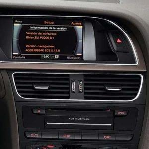 Audi A4 B8 MMI 3G Basic y pantalla
