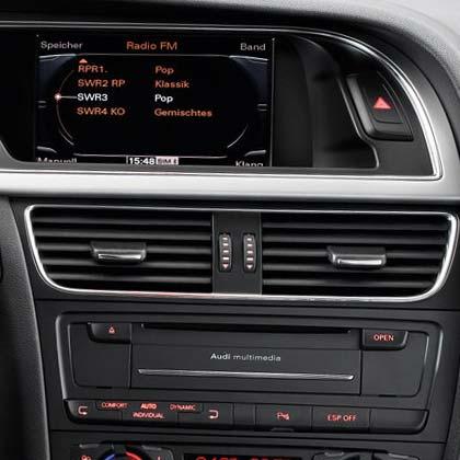 Audi A4 B8 MMI 3G High y pantalla