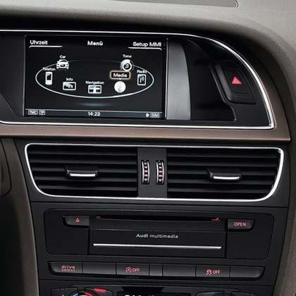 Audi A4 B8 MMI 3G+ y pantalla