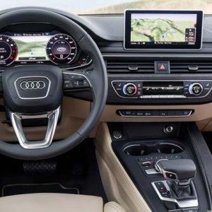 Audi A4 B9 con MMI Plus y Virtual Cockpit