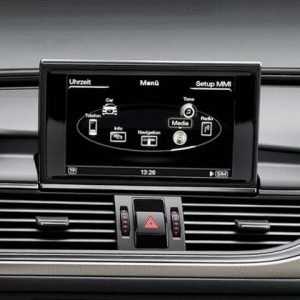 Audi A6 C7 MMI 3G+ y pantalla