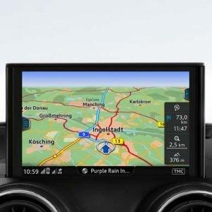 Audi Q2 MMI Basic y pantalla