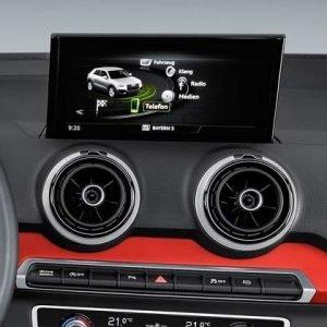 Audi Q2 MMI Plus y pantalla