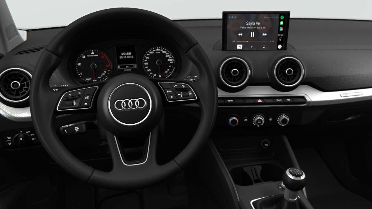 Como conectar el iPhone a tu Audi si tiene CarPlay inalámbrico