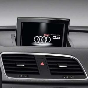 Audi Q3 MMI y pantalla
