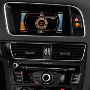 Audi Q5 MMI 3G Basic y pantalla