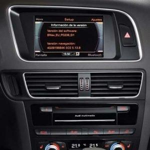 Audi Q5 Concert y pantalla