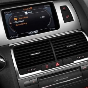 Audi Q7 4L MMI 3G High y pantalla