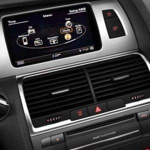 Audi Q7 4L MMI 3G Plus y pantalla