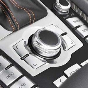 Rueda de control del Audi Q7 4L MMI Low