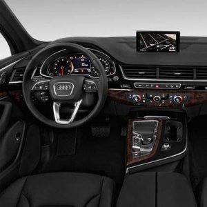 Audi Q7 4M MMI Basic sin Virtual Cockpit