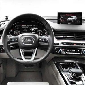 Audi Q7 MMI Plus con Virtual Cockpit