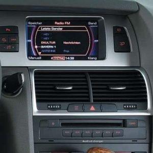 Audi Q7 4L MMI 2G y pantalla