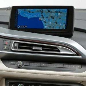 BMW i8 con sistema NBT y pantalla