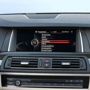BMW Serie 5 NBT y pantalla