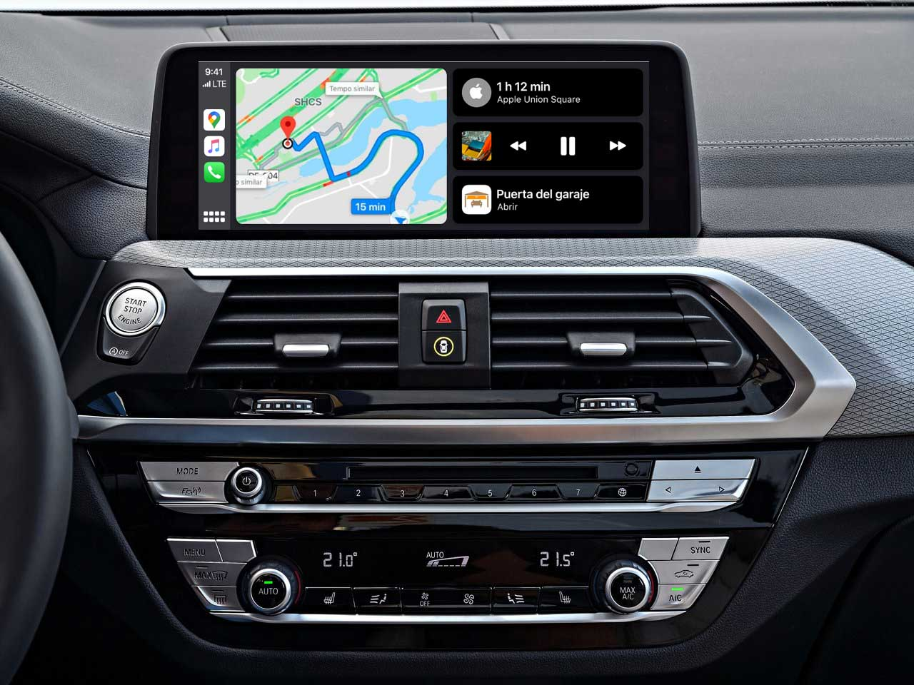 Llega el primer GPS compatible con el Dashboard de CarPlay, y no es ni Google Maps ni Waze