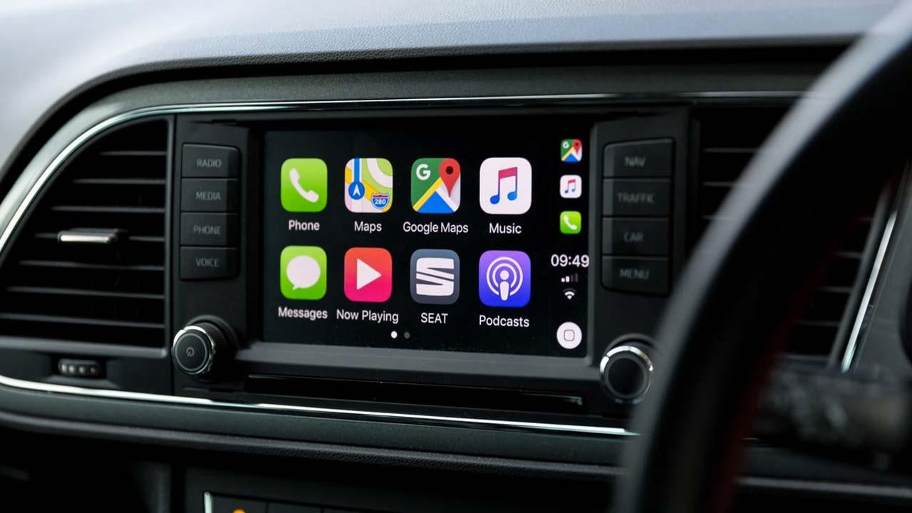 Funciones que te pierdes en CarPlay si tu iPhone no está actualizado