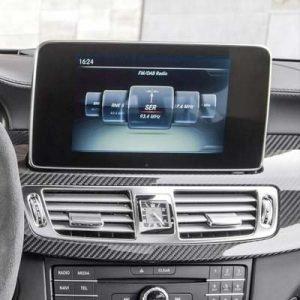 Mercedes CLS W218 con NTG 5.5, pantalla