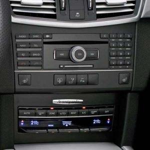 Mercedes Clase C W204 con NTG 4, unidad de control