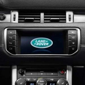 Range Rover Evoque, sistema de infotainment