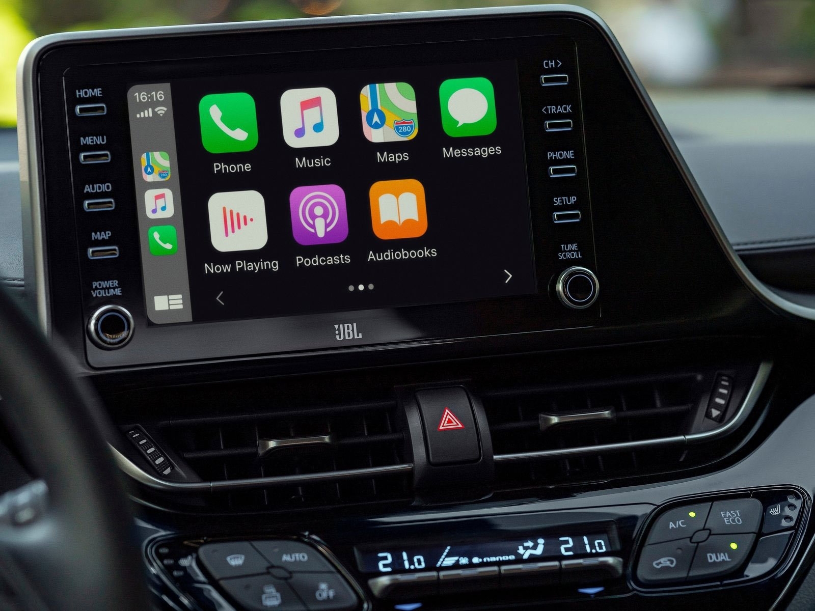 Apple CarPlay en Toyota C-HR, como instalarlo