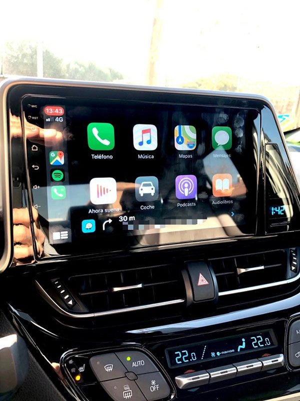 Radio Android para Toyota CH-R