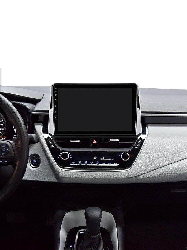 Radio Android para Toyota Corolla