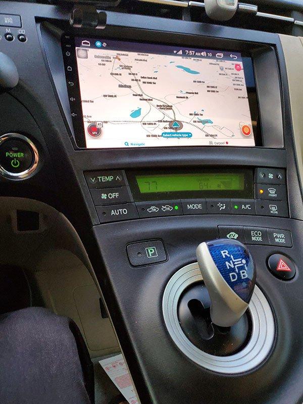 Radio Android para Toyota Prius 2009-2015