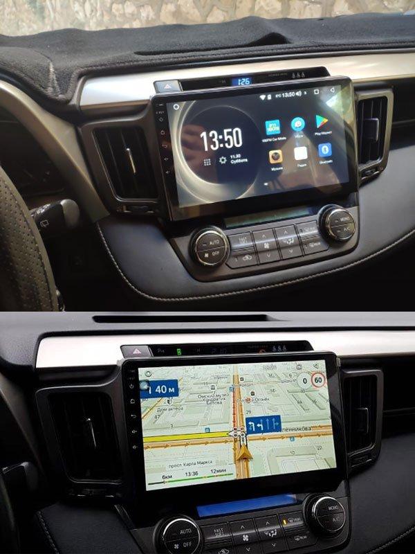 Radio Android para Toyota RAV4