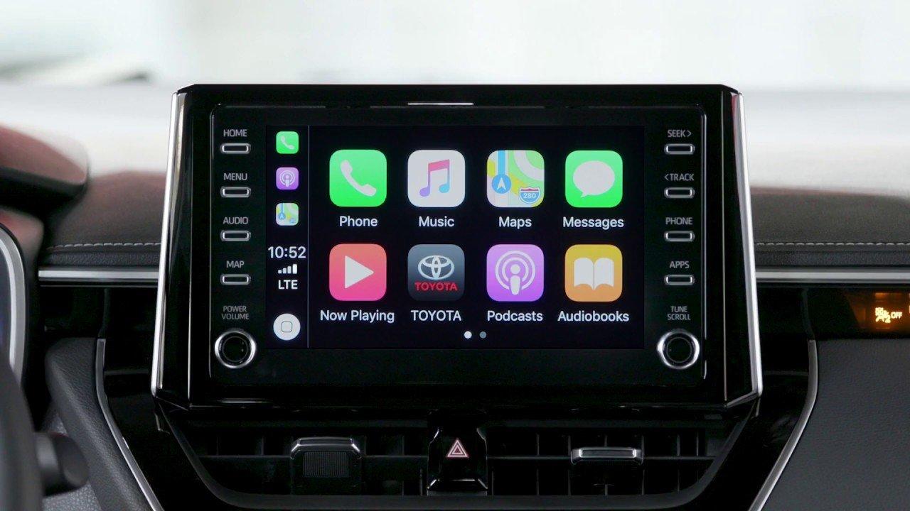 Cómo activar CarPlay en Toyota