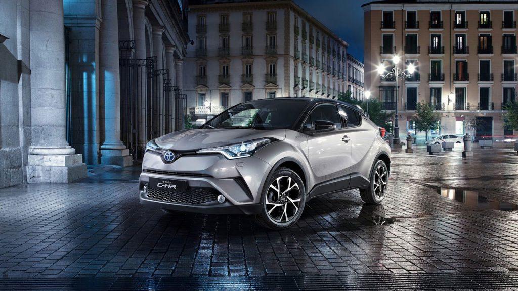 Foto del Toyota C-HR