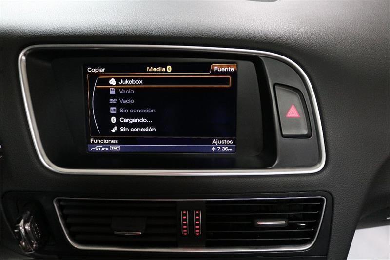 Como escuchar música por Bluetooth A2DP en Audi A3 / A4 / A5 / A6