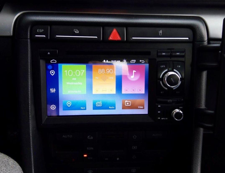 Radio Android para Audi A4 B6 / B7, y  SEAT Exeo