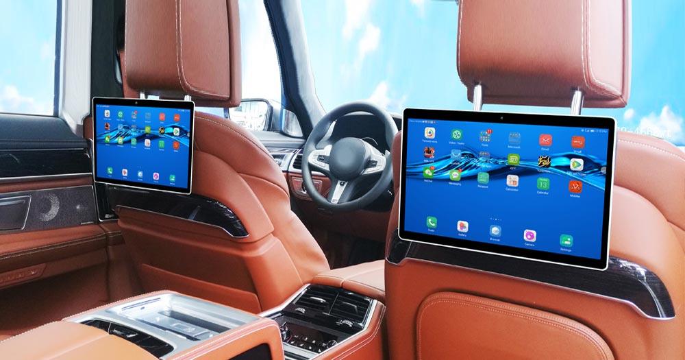 Las mejores pantallas para reposacabezas de coche en 2020